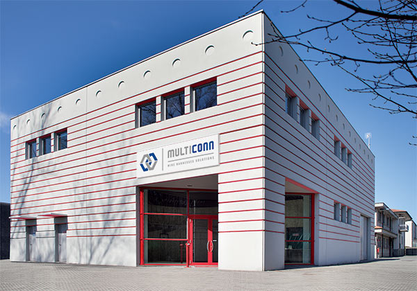 Multiconn headquarters
