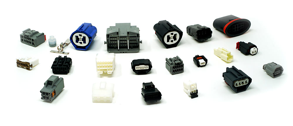 Multiconn Srl original and equivalent connectors